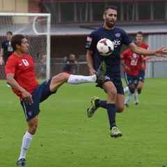 MATCH REPORT   EXHIBITION GAME PVSC v SOUTH HOBART FC