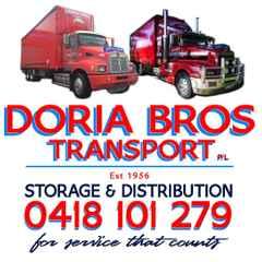 [MEDIA RELEASE] DORIA BROS TRANSPORT RE-COMMITS IN 2016