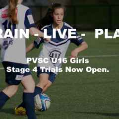 TRIALS PHASE 4   PVSC U16 GIRLS