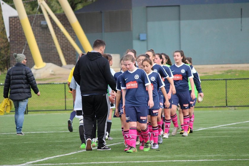 Expression of interest for Pascoe Vale FC Woman's/Girls squads are NOW OPEN for 2017.