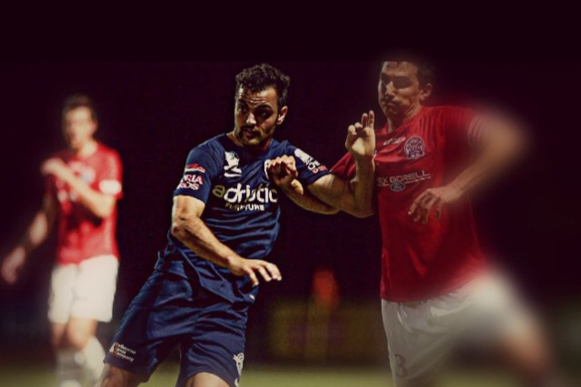 Player Interview    Jacob Colosimo Q&A ahead of his return to former club Melbourne Knights