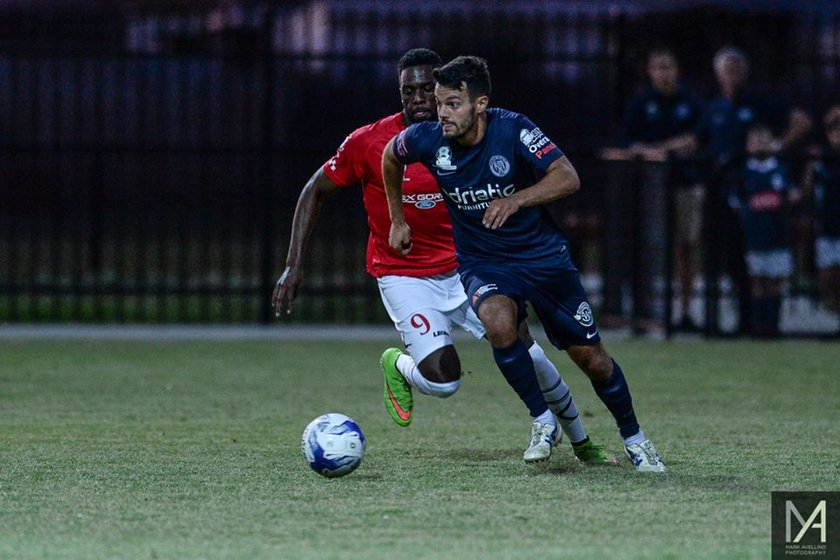 Player Interview    Matteo Ballan Q&A ahead of RD 3 fixture at home againt Hume City FC