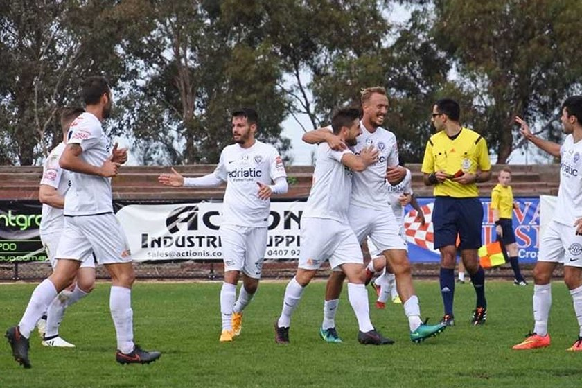 MATCH REPORT | PS4 NPLVIC Round 10 -   PVFC v HUFC