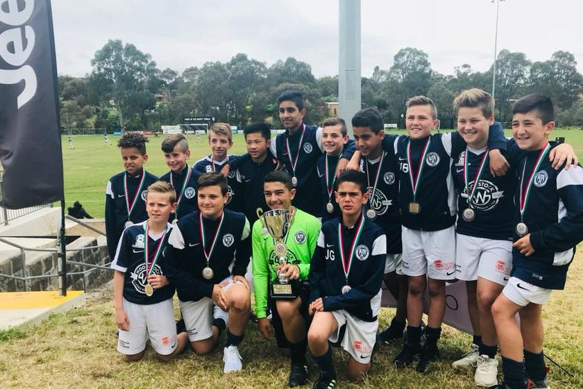 Dubai Intercontinental Cup U13 2018