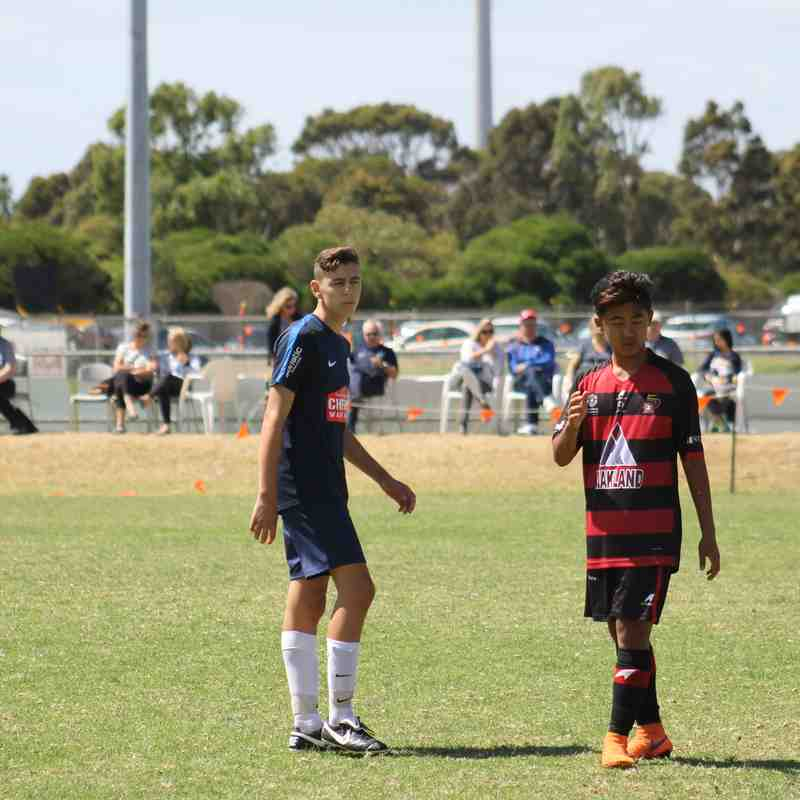 NPL U15 v Altona Magic Season 2018