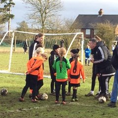 U9 Girls v Watton