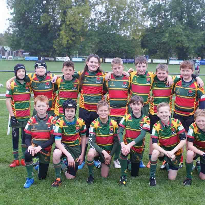 Selby U12's 2015 - 2016