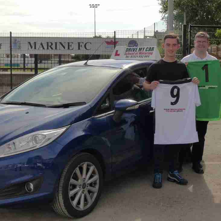 MARINERS AGREE YOUTH TEAM BACK OF SHIRT SPONSORSHIP