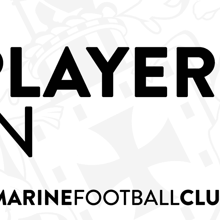 JOHN MARSDEN SIGNS FOR MARINE