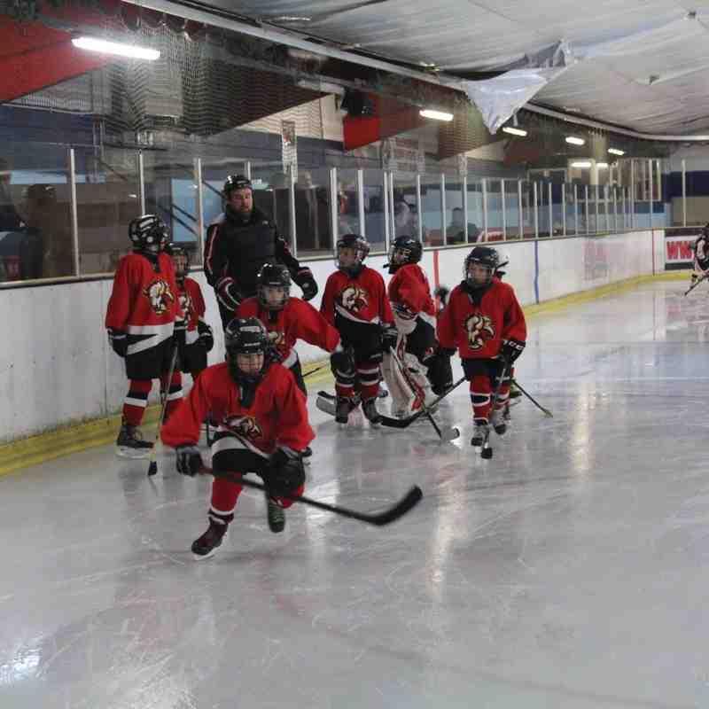 gosport ice skating rink