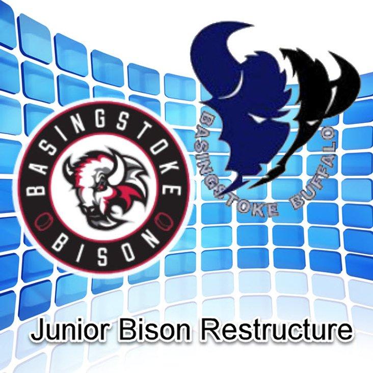 Junior Bison Restructure<