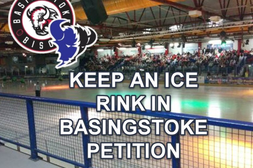 Keep an Ice Rink in Basingstoke