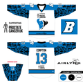 Buffalo fight Prostate Cancer