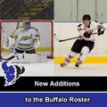 New Additions to the Buffalo Squad