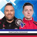 Head Coaches Announced