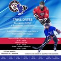 Basingstoke Buffalo and Junior Bison 2019/20 Trial Dates Announced
