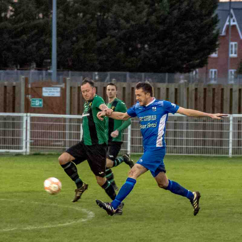 Wells City Res v Wrington 18th Nov 2017
