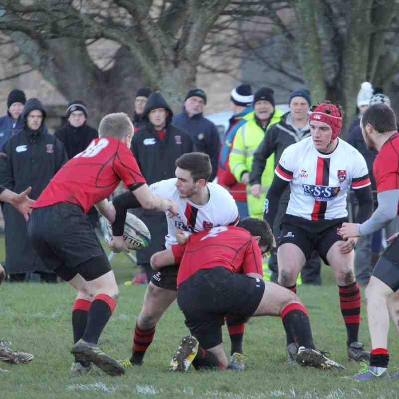 NBRFC v Linlithgow RFC 10 January 2015