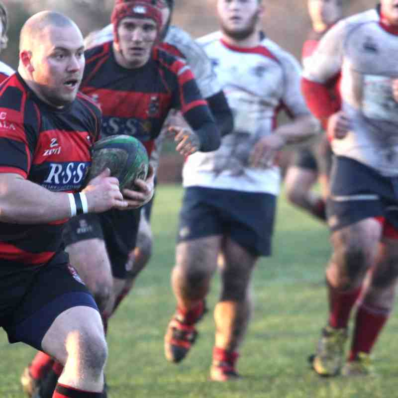 NBRFC v Haddington RFC 3 January 2015