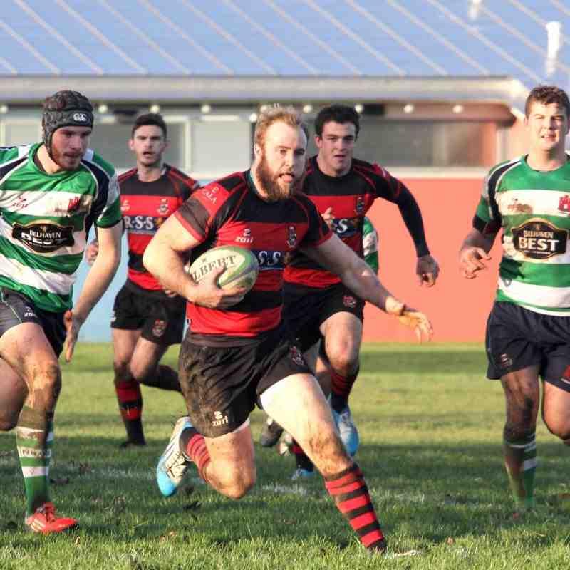 NBRFC v Dunbar RFC 22 November 2014