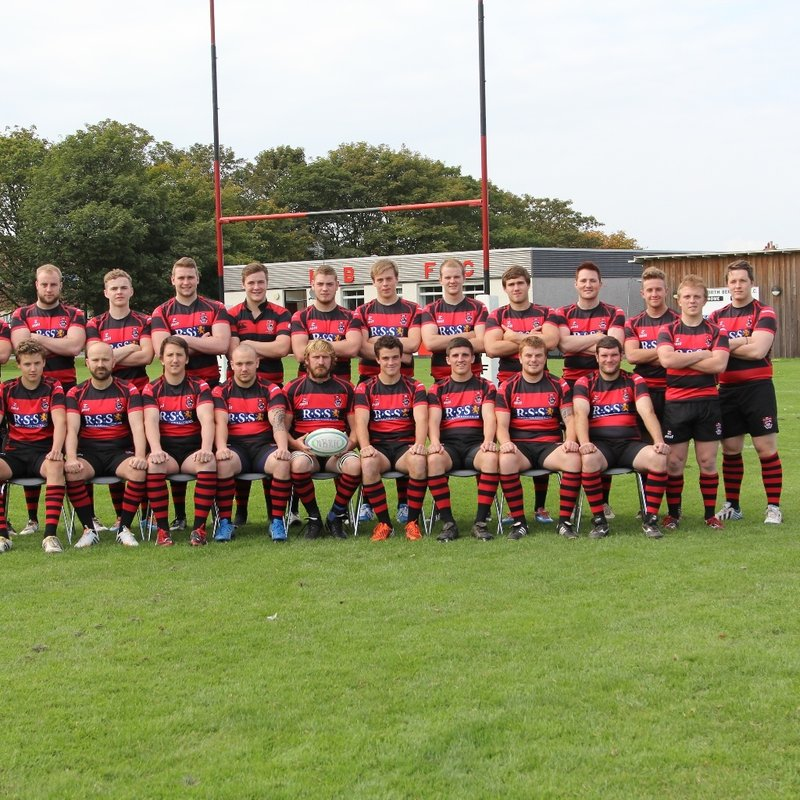 North Berwick RFC vs. Hawick Harlequins