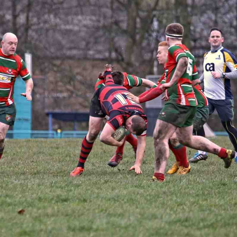 NBRFC v Dalkeith, 5th March 2016