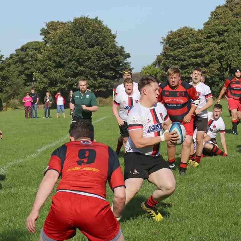 NBRFC v Duns RFC 17 September 2016