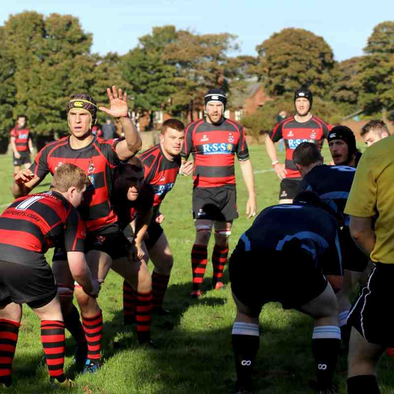 NBRFC V Berwick RFC 9 October 2016