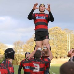 NBRFC V Forrester, Saturday, November 19, 2016