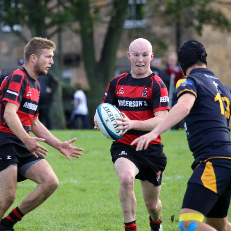 North Berwick 51 – 5 Portobello