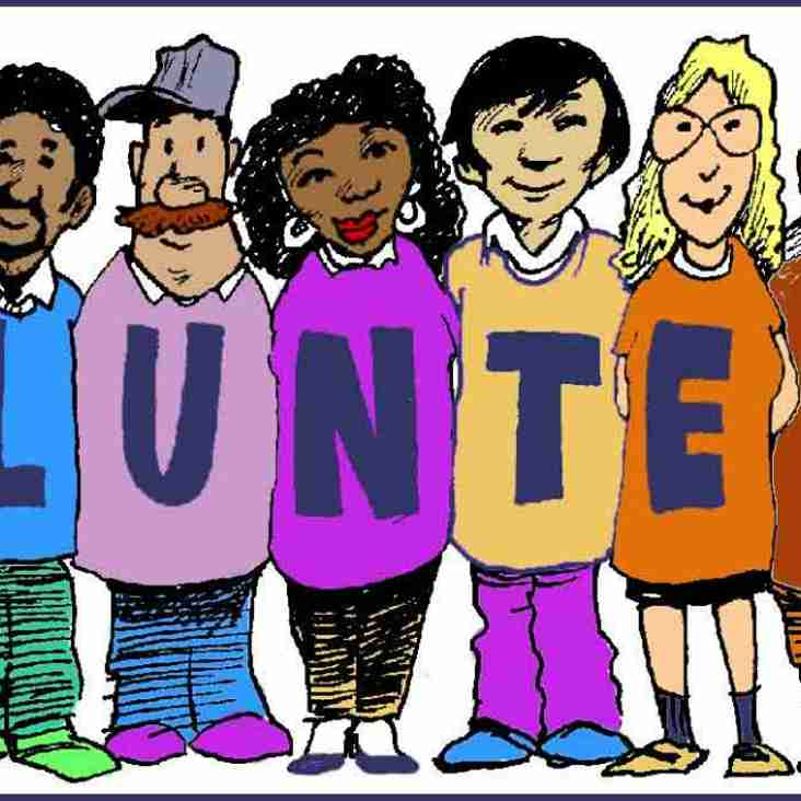 Volunteers Required