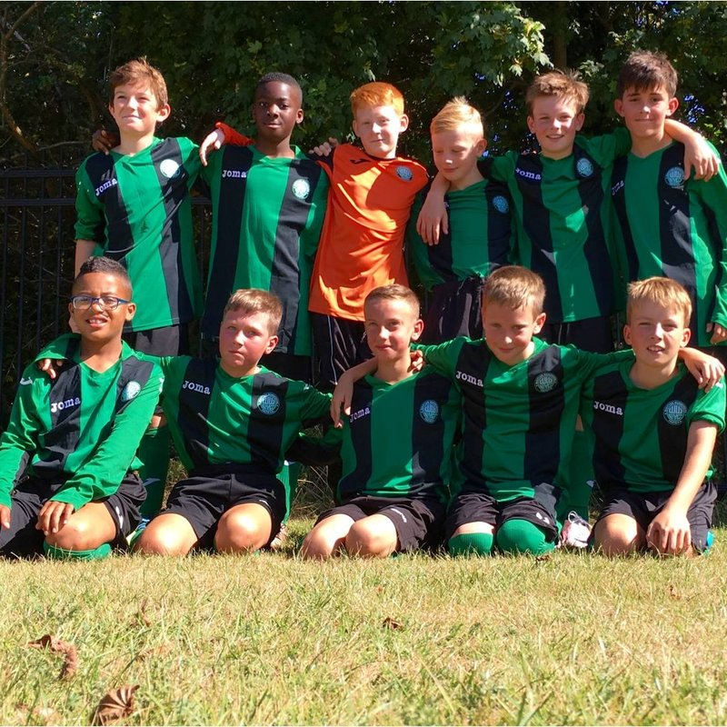 Whitton Wanderers Youth FC vs. Stoneleigh Athletic Golds