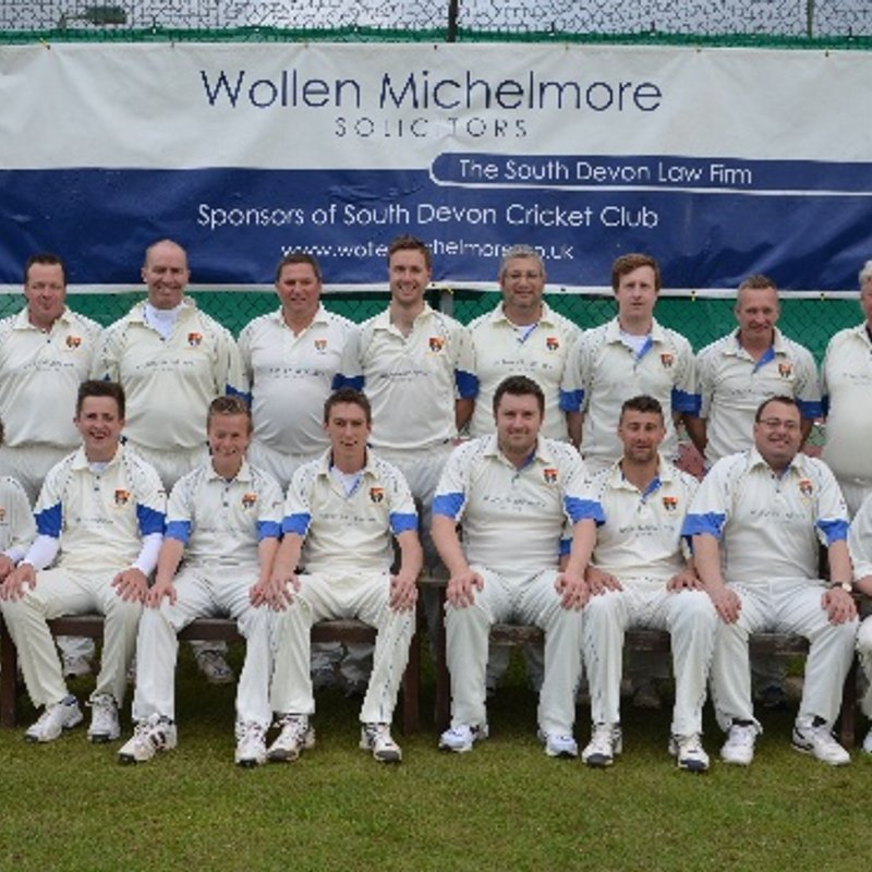 Clyst St George CC - 2nd XI 157/6 - 156 South Devon CC - 2nd XI