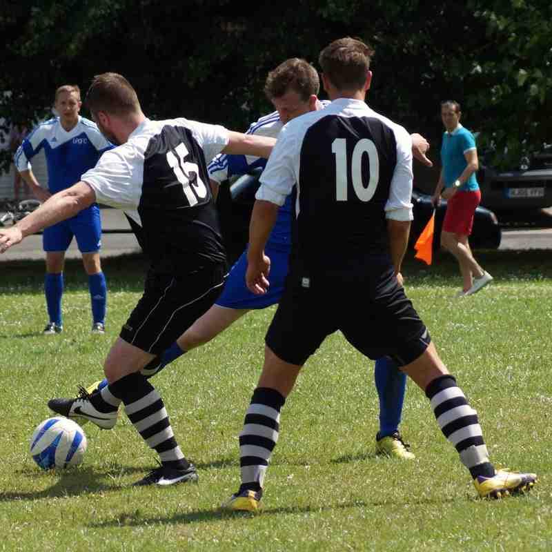 Friendly v Lower Parkstone F.C. 25 July 2015