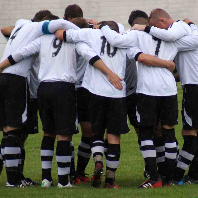 Swans v Wareham Rangers 29 Aug 2015