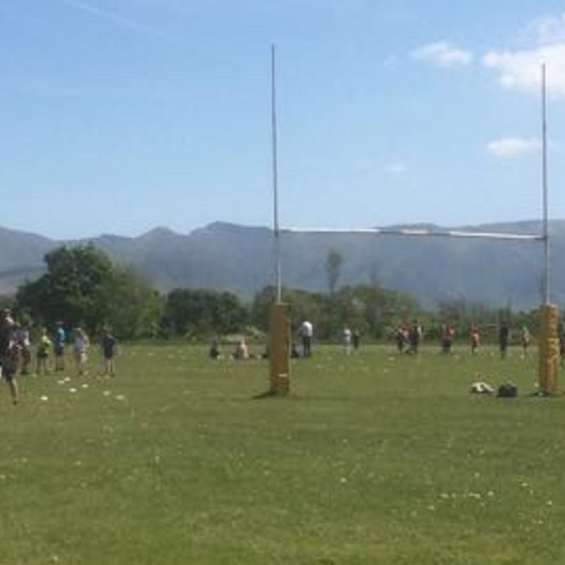Newcastle Falcons school programme lands at Cockermouth RUFC