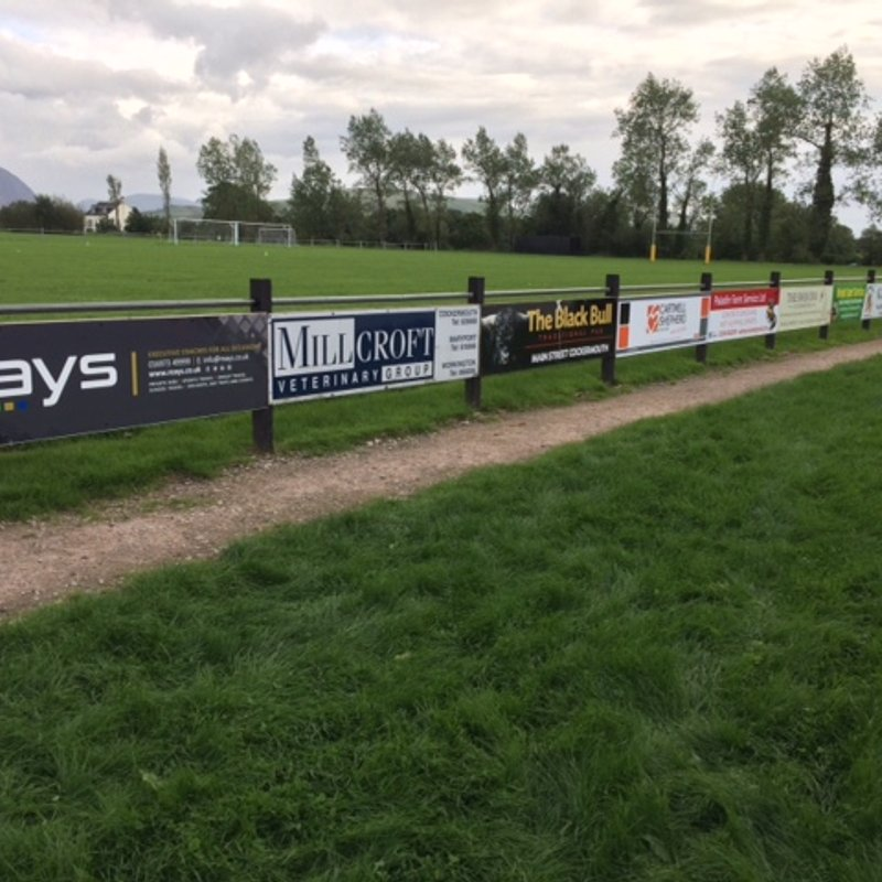Business sponsorship of CRUFC growing
