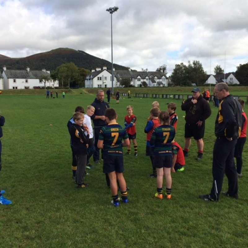 Making age grade rugby work