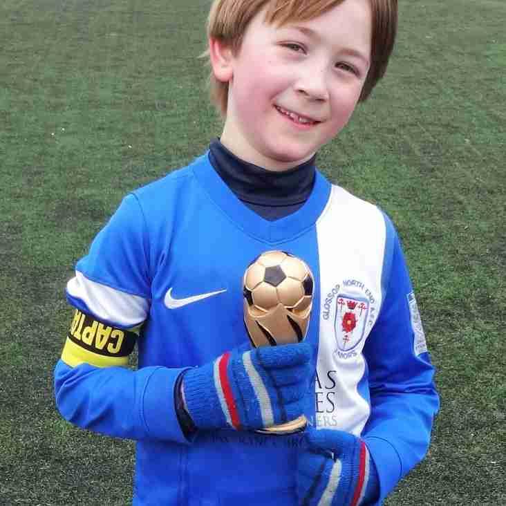 Under 9's Blues v FC Sports