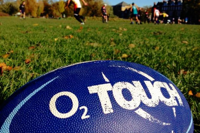 O2 Touch rugby starts at Fleetwood Rugby Club