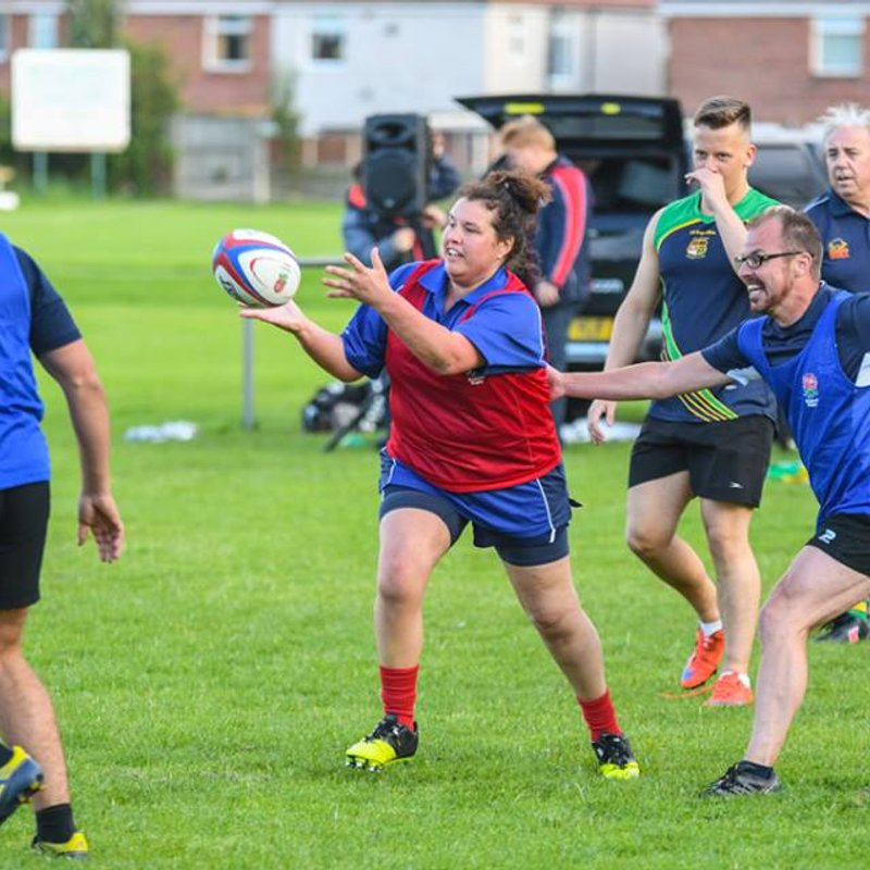 O2 Touch rugby Free session - every Wednesday 7:00-8:00 pm