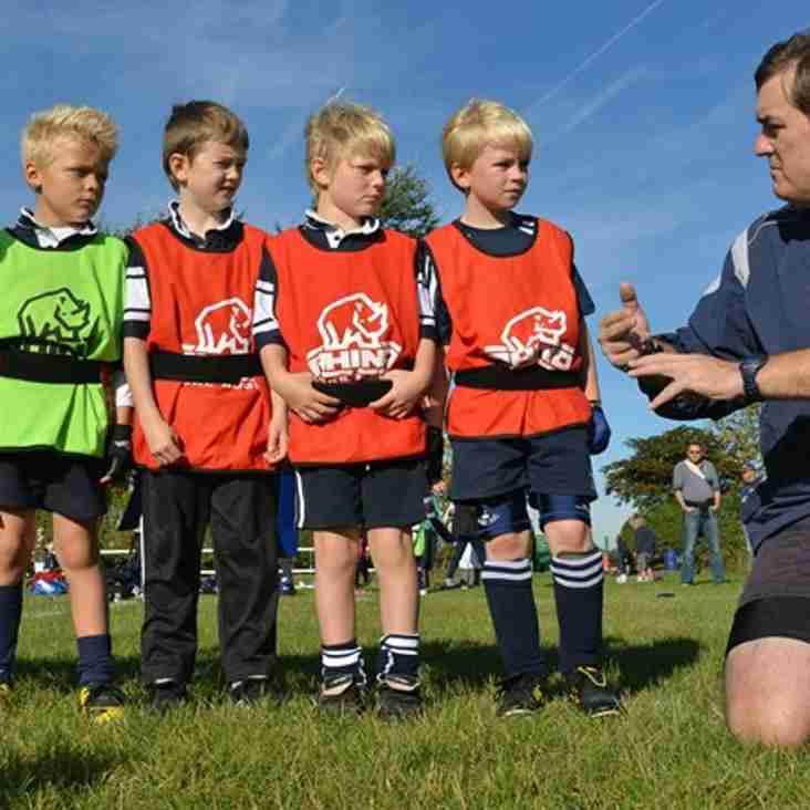 Coaching Rugby Union: