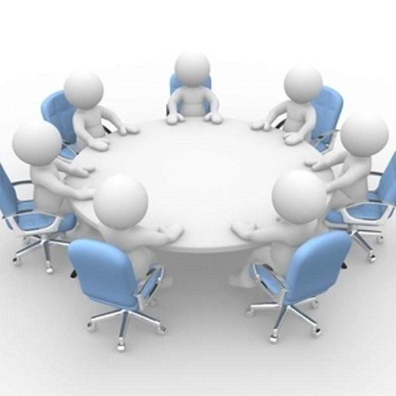 CHLC Exec Meeting