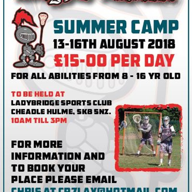 Knights Lacrosse Summer Camp