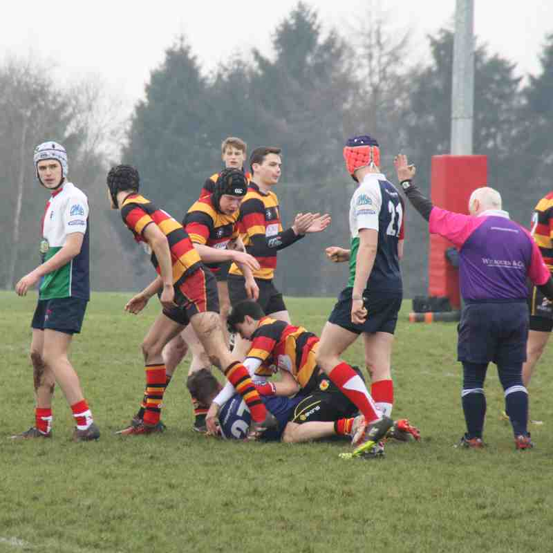 5/2/17 Harrogate Colts 15 Hull Ionians 7