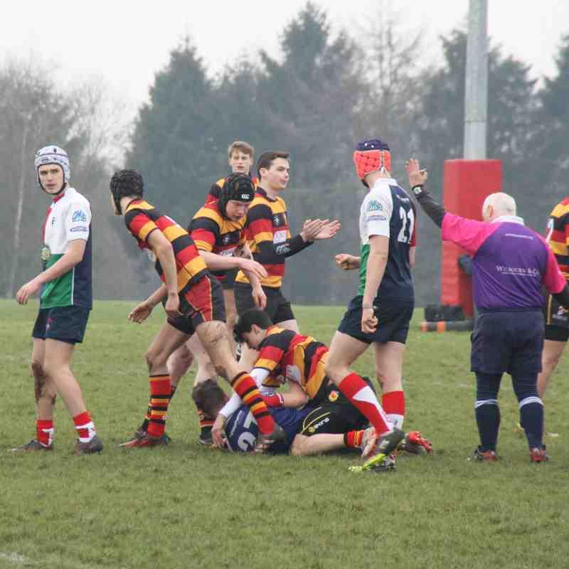 5/2/17 Harrogate Colts 15 Hull Ionians 7