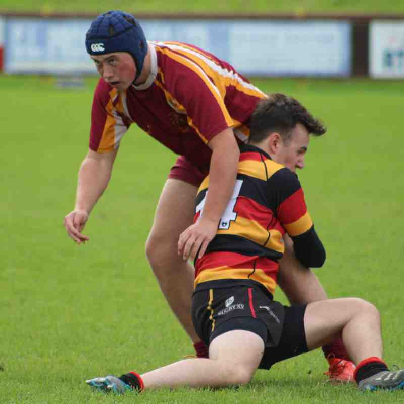 Colts Yorkshire Cup R1, Middlesborough 15-24 Harrogate