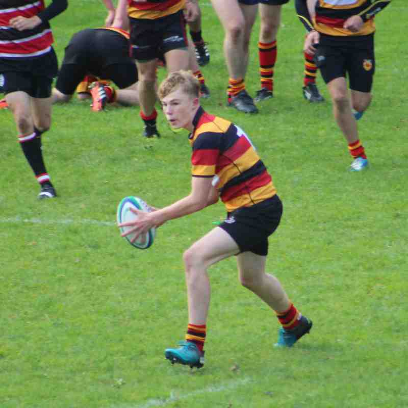 17/9/17 Round 2 Yorkshire Cup Harrogate Colts 57: 19 Ilkley