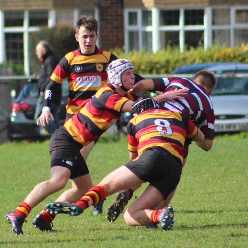 8/10/17 Colts 39 : 21 Moortown
