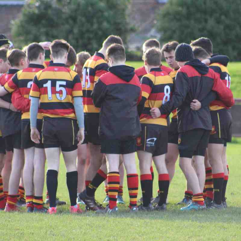 19/11/17 Harrogate Colts 12: 7 Middlesbrough